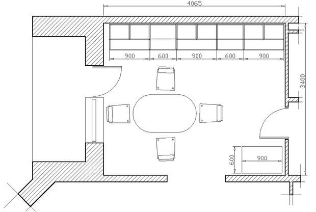 Фотография: Планировки в стиле , Кухня и столовая, Перепланировка, планировка кухни, Mr.Doors, МПСМ – фото на INMYROOM
