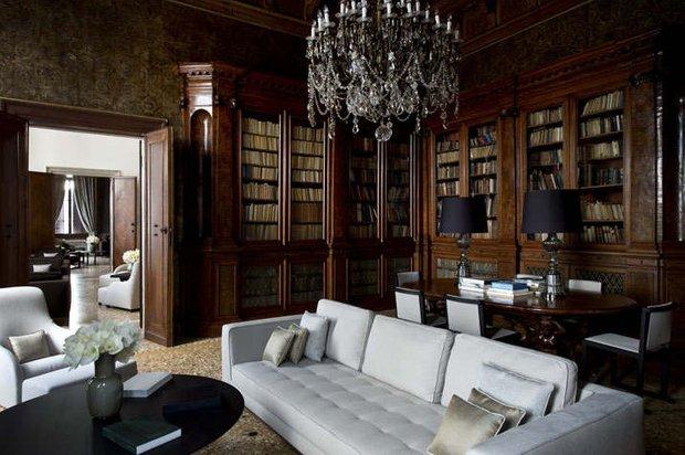 Фотография: Гостиная в стиле , Дом, Италия, Дома и квартиры, Отель – фото на INMYROOM