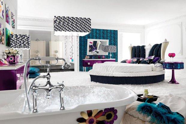 Фотография: Прочее в стиле , Эклектика, Декор интерьера, Декор дома, Цвет в интерьере, Геометрия в интерьере – фото на INMYROOM