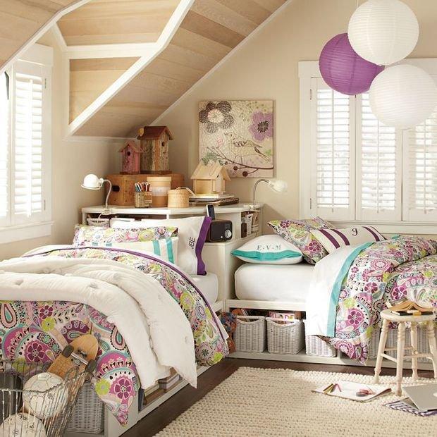 Фотография: Спальня в стиле Классический, Современный, Детская, Декор интерьера, Квартира, Дом, Планировки, Декор, Советы – фото на INMYROOM