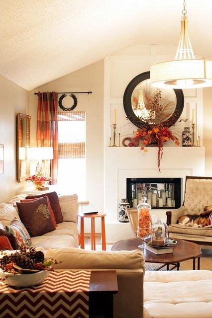 Фотография: Гостиная в стиле Скандинавский, Декор интерьера, Стиль жизни, Советы – фото на INMYROOM