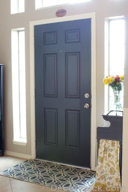 Фотография: Прихожая в стиле Современный, Декор интерьера, Дизайн интерьера, Цвет в интерьере – фото на INMYROOM