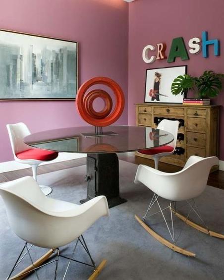 Фотография: Кабинет в стиле Эклектика, Декор интерьера, Дом, Антиквариат, Дома и квартиры, Стена, Мадрид – фото на INMYROOM
