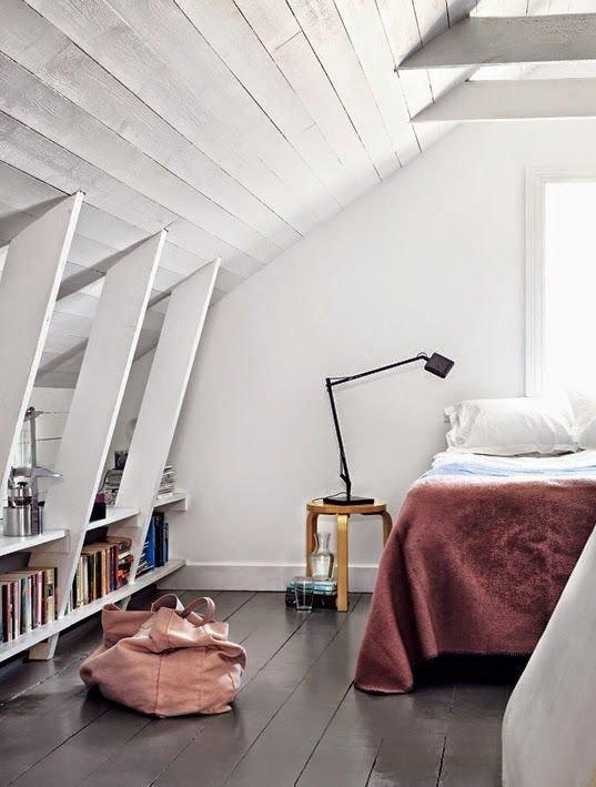 Фотография: Спальня в стиле Скандинавский, Декор интерьера, Аксессуары, Декор, Белый, Черный, Желтый, Серый, Бирюзовый – фото на INMYROOM