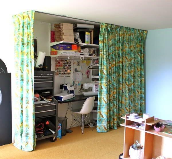 Фотография: Офис в стиле Прованс и Кантри, Декор интерьера, Текстиль, Советы, Шторы, Балдахин – фото на INMYROOM