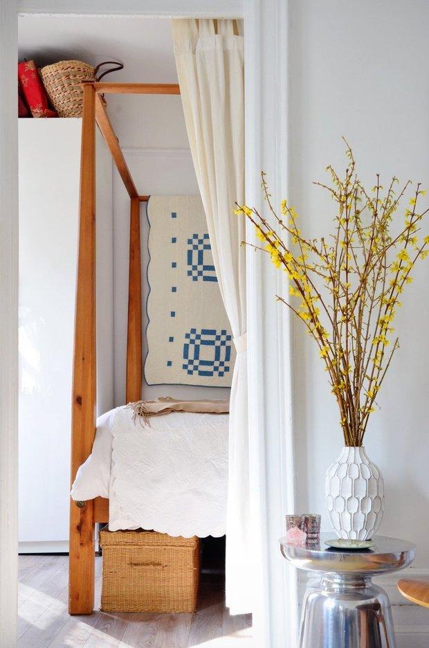 Фотография: Спальня в стиле Прованс и Кантри, Декор интерьера, Квартира, Советы – фото на INMYROOM