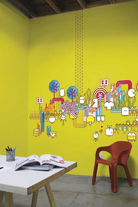 Фотография: Кухня и столовая в стиле Современный, Квартира, Дома и квартиры, Советы, Стены, Подушки, Ремонт на практике – фото на INMYROOM