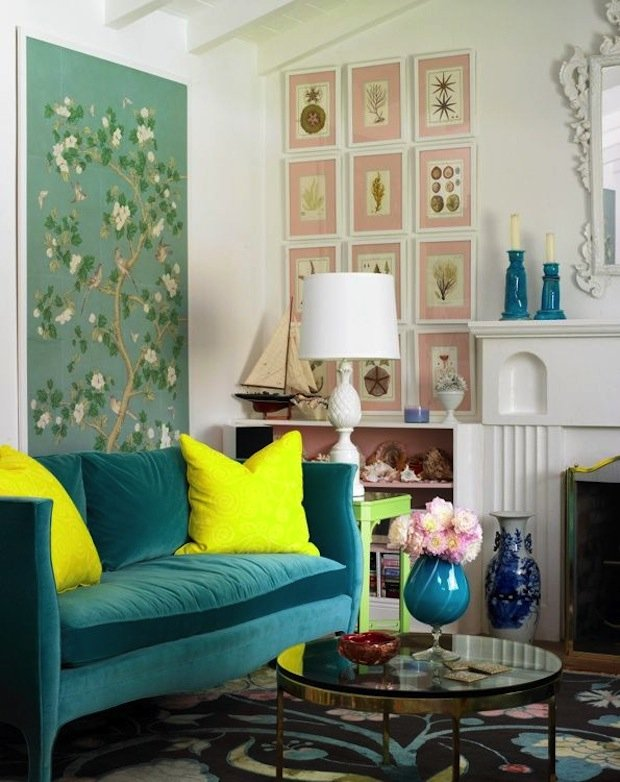 Фотография: Гостиная в стиле Прованс и Кантри, Декор интерьера, DIY, Переделка – фото на INMYROOM
