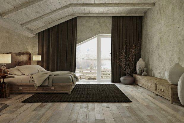 Фотография: Спальня в стиле Прованс и Кантри, Декор интерьера, Гид, «Экспострой на Нахимовском», ваби-саби – фото на INMYROOM