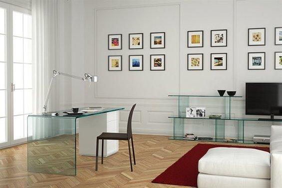 Фотография: Кабинет в стиле Минимализм, Интерьер комнат – фото на INMYROOM