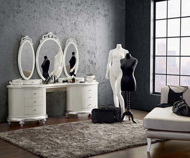 Фотография: Мебель и свет в стиле Классический, Современный, Эклектика,  – фото на InMyRoom.ru