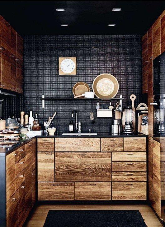 Фотография: Кухня и столовая в стиле Современный, Эко, Прочее, Ремонт на практике – фото на INMYROOM