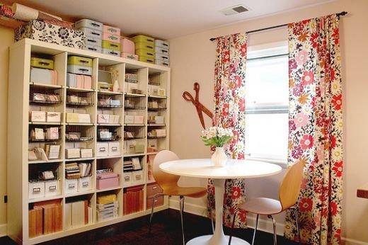 Фотография: Кабинет в стиле Прованс и Кантри, Декор интерьера, Малогабаритная квартира, Квартира, Дома и квартиры – фото на INMYROOM