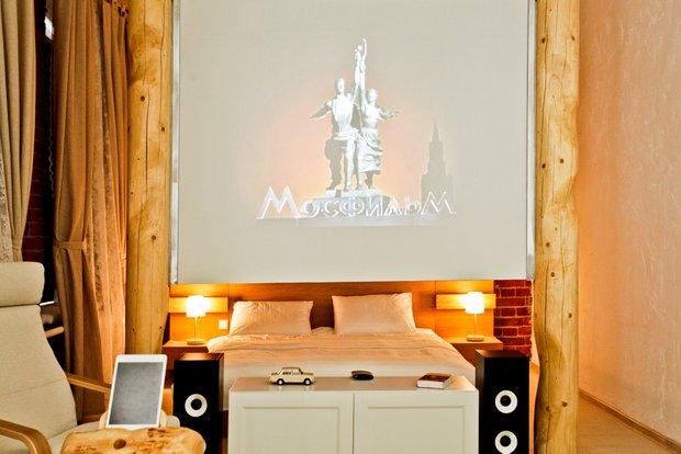 Фотография: Прочее в стиле , Дома и квартиры, Городские места, Москва, Хостел – фото на InMyRoom.ru