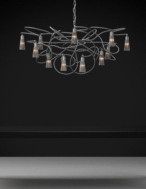 Фотография: Прочее в стиле , Освещение, Мебель и свет, Индустрия, События, Маркет, Светильники, Люстра, Лампы – фото на INMYROOM