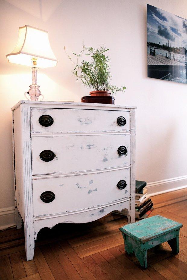 Фотография: Декор в стиле , Малогабаритная квартира, Квартира, Дома и квартиры, Нью-Йорк – фото на INMYROOM