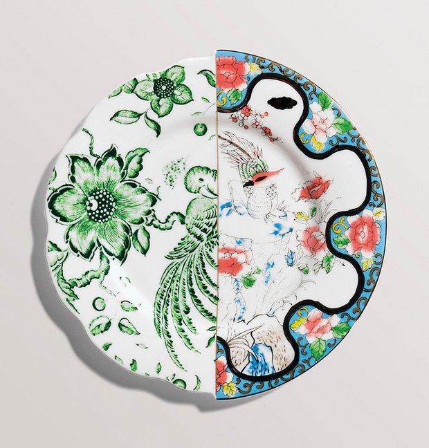 Фотография: Прочее в стиле , Seletti, Праздник, Посуда, Новый Год, Сервировка стола, Сервиз – фото на INMYROOM