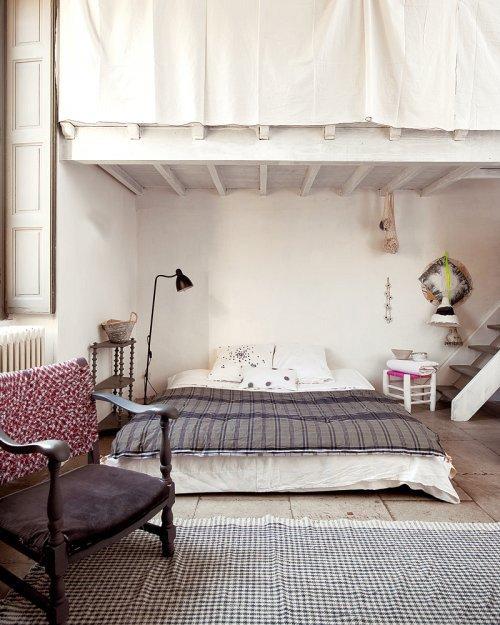 Фотография: Спальня в стиле Прованс и Кантри, Скандинавский, Современный, Декор интерьера, Квартира, Дома и квартиры, Прованс – фото на INMYROOM