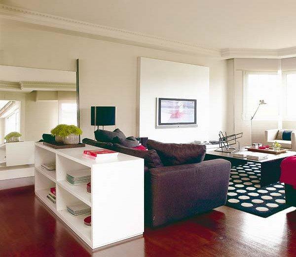 Фотография: Гостиная в стиле Современный, Хранение, Стиль жизни, Советы – фото на INMYROOM