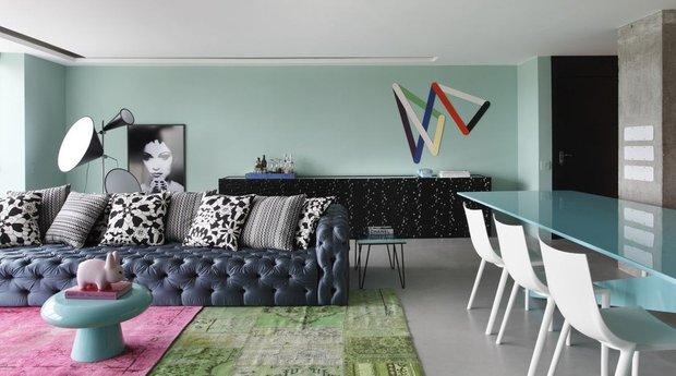 Фотография: Гостиная в стиле Лофт, Декор интерьера, Гид – фото на INMYROOM
