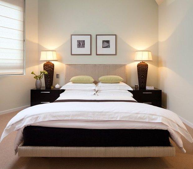 Фотография: Спальня в стиле Восточный, Минимализм, Декор интерьера, Декор дома – фото на INMYROOM