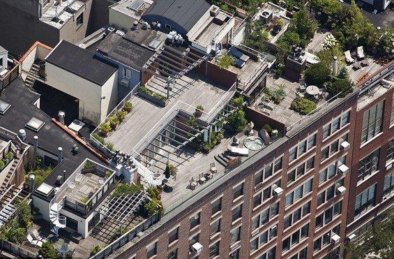 Фотография: Мебель и свет в стиле Современный, Дома и квартиры, Городские места, Нью-Йорк – фото на INMYROOM