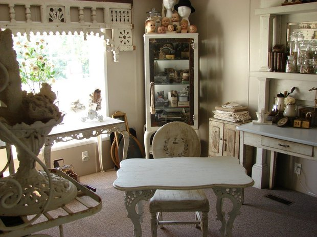 Фотография: Мебель и свет в стиле Прованс и Кантри, Дом, Дома и квартиры, Дача – фото на INMYROOM