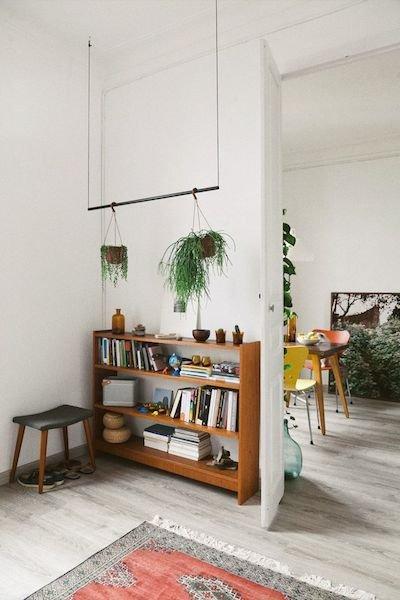 Фотография: Гостиная в стиле Скандинавский, Восточный, Декор интерьера, Декор дома, Плетеная мебель – фото на INMYROOM