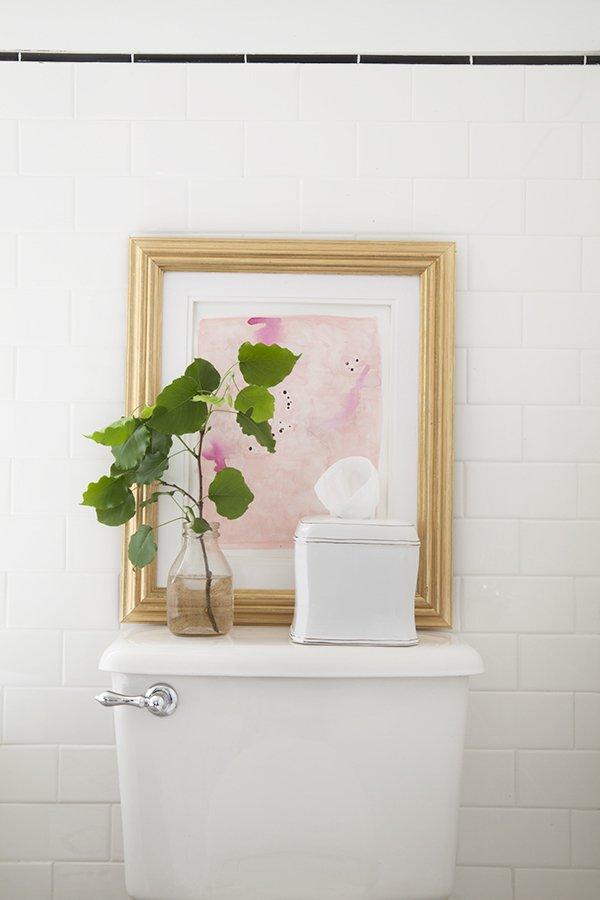 Фотография: Прочее в стиле Современный, Ванная, Классический, Декор интерьера, Декор, Переделка, Ремонт на практике – фото на INMYROOM