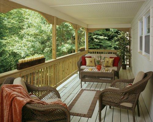 Фотография: Балкон, Терраса в стиле Восточный,  – фото на INMYROOM