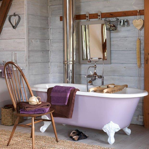 Фотография: Ванная в стиле , Интерьер комнат, Советы – фото на INMYROOM
