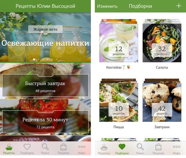 Фотография:  в стиле , Обзоры, Кулинарные приложения – фото на INMYROOM