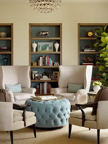 Фотография: Гостиная в стиле Классический, Декор интерьера, Декор дома – фото на INMYROOM