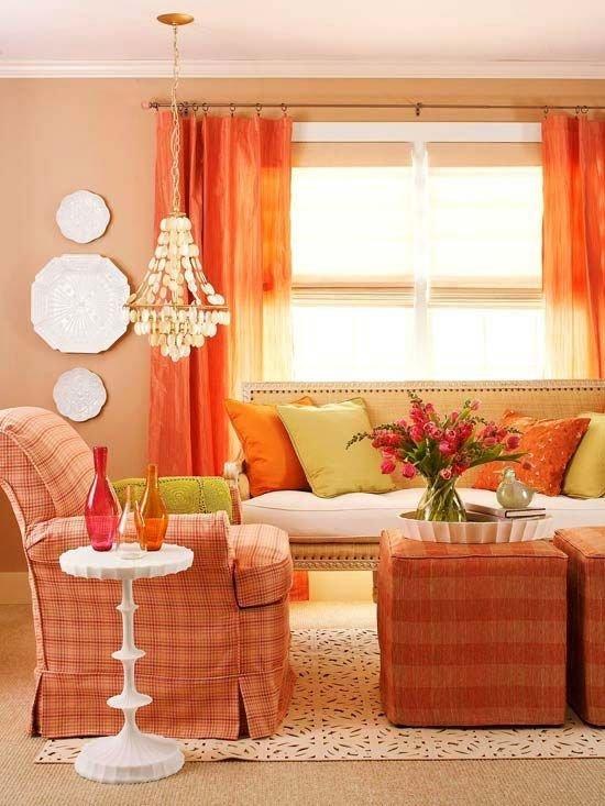 Фотография: Гостиная в стиле Прованс и Кантри, Декор интерьера, Дом, Декор, Декор дома, Цвет в интерьере – фото на INMYROOM