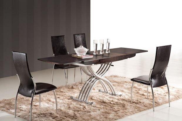 Фотография: Кухня и столовая в стиле Классический, Гостиная, Декор интерьера, Квартира, Дом, Мебель и свет – фото на INMYROOM