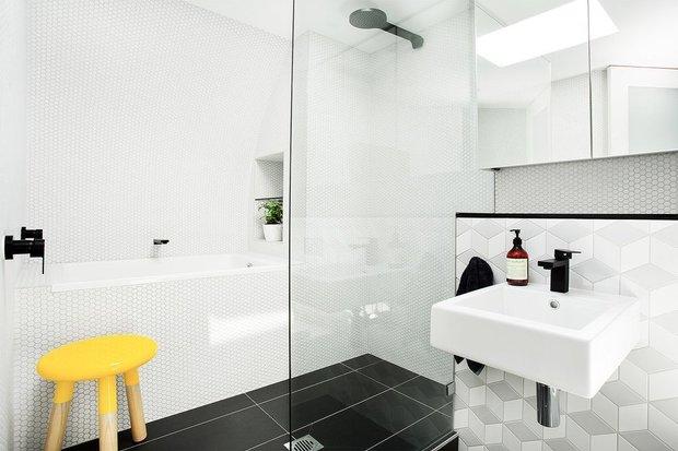 Фотография: Ванная в стиле Скандинавский, Советы, лайфхаки – фото на INMYROOM