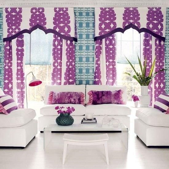 Фотография: Гостиная в стиле Восточный, Современный, Декор интерьера, Дизайн интерьера, Цвет в интерьере – фото на INMYROOM