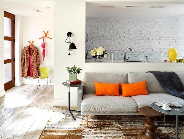 Фотография:  в стиле , Советы, Ремонт на практике, Отделка стен – фото на INMYROOM