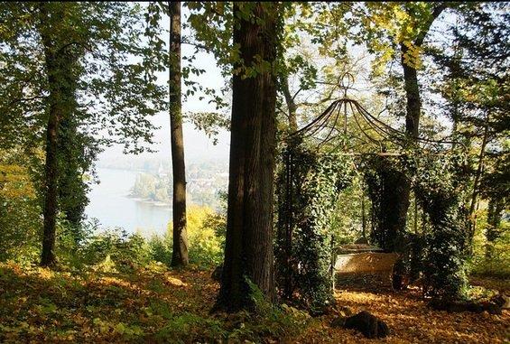 Фотография: Гостиная в стиле Минимализм, Дом, Германия, Дома и квартиры, Замок – фото на INMYROOM