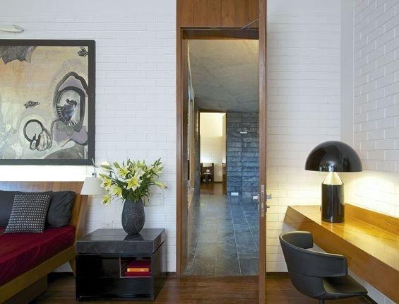 Фотография: Спальня в стиле Лофт, Дом, Дома и квартиры – фото на INMYROOM