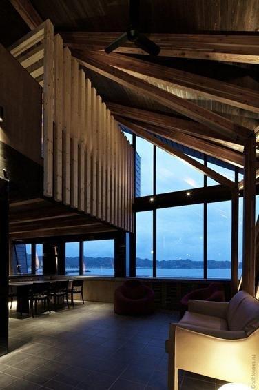 Фотография: Гостиная в стиле Минимализм, Декор интерьера, Дом, Дома и квартиры, Архитектурные объекты – фото на INMYROOM