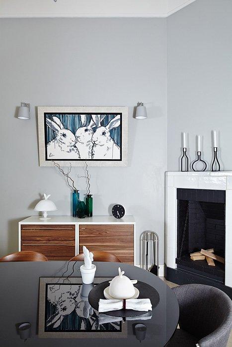 Фотография: Декор в стиле Скандинавский, Квартира, Дома и квартиры, Перепланировка – фото на INMYROOM