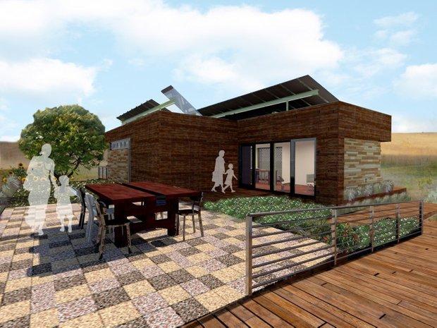Фотография: Прочее в стиле , Дом, Дома и квартиры, Архитектурные объекты – фото на INMYROOM