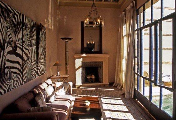 Фотография: Гостиная в стиле Прованс и Кантри, Дома и квартиры, Городские места – фото на INMYROOM