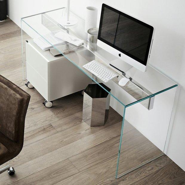 Фотография: Офис в стиле Скандинавский, Современный, Кабинет, Интерьер комнат – фото на INMYROOM