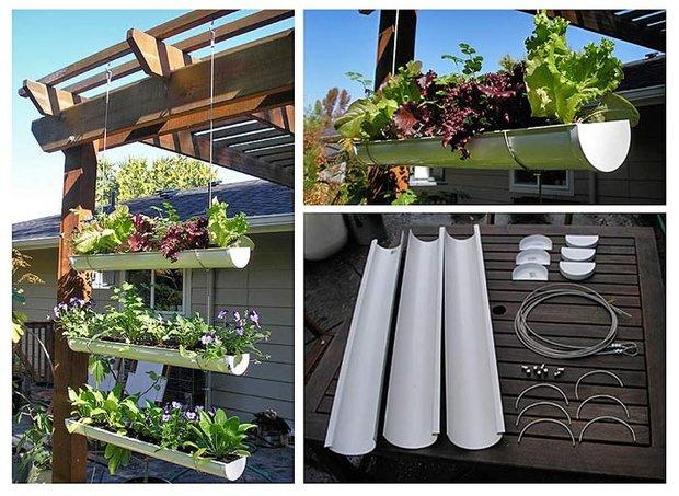 Фотография: Прочее в стиле , Балкон, Декор интерьера, DIY, Дом, Флористика, Стиль жизни, Цветы, специальная тема: балконы – фото на INMYROOM