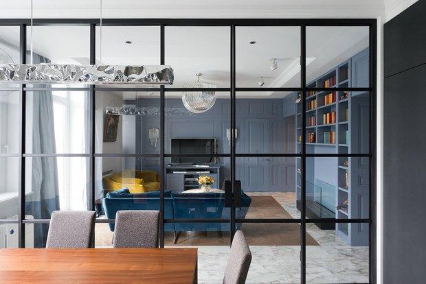 Дизайн: архитекторы Алевтина Бутузова и Елизавета Хлебникова, бюро Soul Concrete