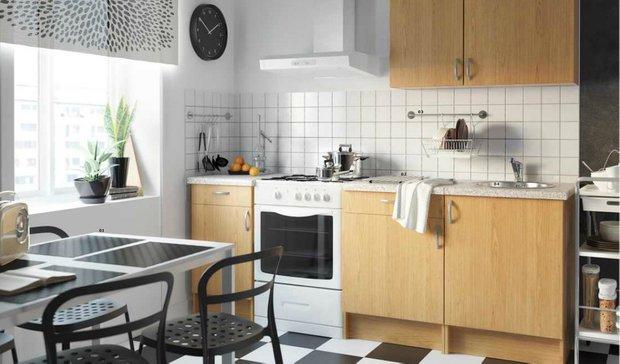 Фотография: Кухня и столовая в стиле Современный, Индустрия, Новости, IKEA – фото на INMYROOM