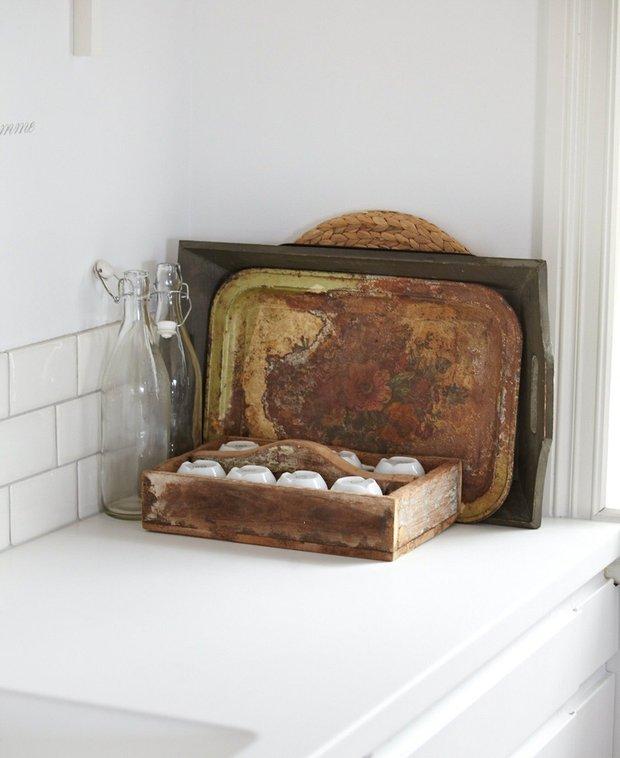 Фотография: Кухня и столовая в стиле Прованс и Кантри, Декор интерьера, DIY – фото на INMYROOM