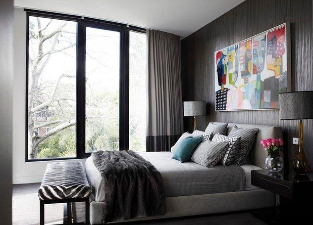Фотография: Спальня в стиле Лофт, Декор интерьера, Текстиль, Декор, Текстиль – фото на INMYROOM